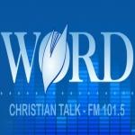 Logo da emissora WORD 101.5 FM