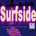 Logo da emissora Surfside 1640 AM