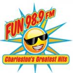 Logo da emissora Radio Chick 98.9 FM