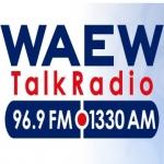 Logo da emissora WAEW 1330 AM