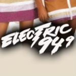 Logo da emissora WAEZ 94.9 FM