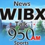 Logo da emissora WIBX 950 AM