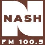 Logo da emissora WHLZ 100.5 FM