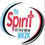 Logo da emissora WKZK 1600 AM