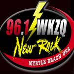 Logo da emissora WKZQ 101.7 FM