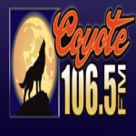 Logo da emissora WLFF 106.5 FM