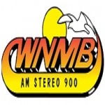 Logo da emissora WNMB 900 AM
