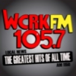 Logo da emissora WCRK 1150 AM