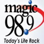 Logo da emissora WSPA 98.9 FM