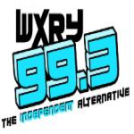 Logo da emissora WXRY 99.3 FM