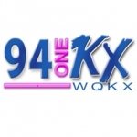 Logo da emissora WQKX 94.1 FM