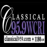 Logo da emissora WCRI 95.9 FM