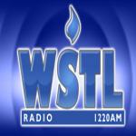 Logo da emissora WSTL 1220 AM