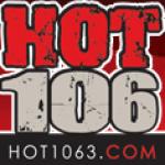Logo da emissora WWKX 106 FM