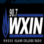Logo da emissora WXIN 90.7 FM