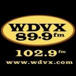 Logo da emissora WDVX 89.9 FM