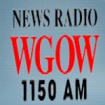 Logo da emissora WGOW 1150 AM