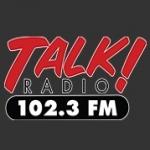 Logo da emissora WGOW 102.3 FM