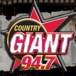 Logo da emissora WGSQ 94.7 FM