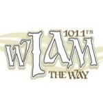 Logo da emissora WIAM 101.1 FM