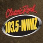 Logo da emissora WIMZ 103.5 FM