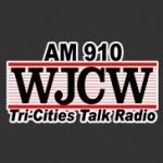 Logo da emissora WJCW 910 AM