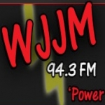 Logo da emissora WJJM 94.3 FM
