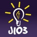 Logo da emissora WLLJ 103.1 FM