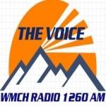 Logo da emissora WMCH 1260 AM