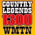 Logo da emissora WMTN 1300 AM