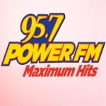 Logo da emissora WQJK 95.7 FM