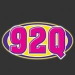 Logo da emissora WQQK 92.1 FM