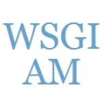 Logo da emissora WSGI 1100 AM