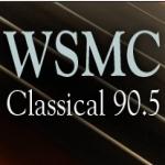 Logo da emissora WSMC 90.5 FM