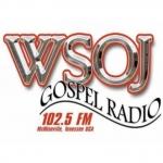 Logo da emissora WSOJ FM
