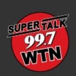 Logo da emissora WTN 99.7 FM