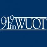 Logo da emissora WUOT 91.9 FM