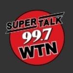 Logo da emissora WWTN 99.7 FM