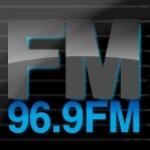 Logo da emissora CORT 96.9 FM