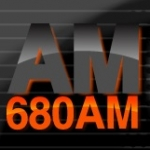 Logo da emissora CORT 680 AM