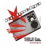Logo da emissora KeHuelga Radio 102.9 FM