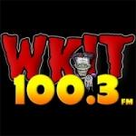 Logo da emissora Radio WKIT 100.3 FM