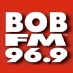 Logo da emissora WRRK Bob 96.9 FM
