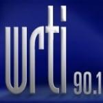 Logo da emissora WRTI 90.1 FM Jazz