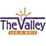 Logo da emissora WVLY 100.9 FM