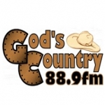 Logo da emissora Radio WMDR God's Country 88.9 FM