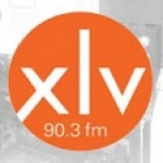 Logo da emissora WXLV 90.3 FM