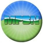 Logo da emissora Radio WMEB MPBN 89.7 FM