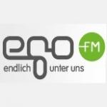 Logo da emissora EgoFM 104 FM