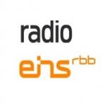 Logo da emissora Radio Eins 95.8 FM